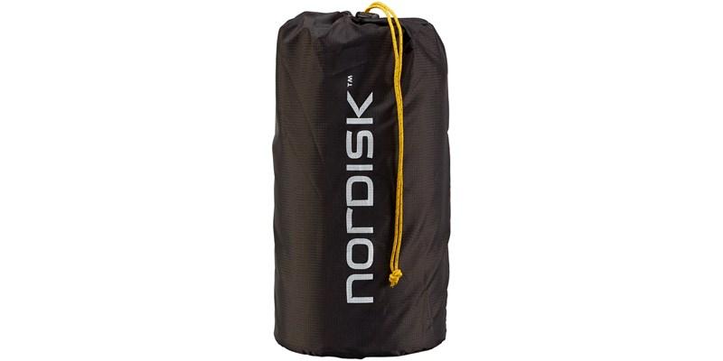 Nordisk Grip 3.8 L selbstaufblasende Trekkingmatte - gelb/schwarz