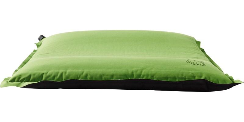 Nordisk Morgen aufblasbares Kissen - grün