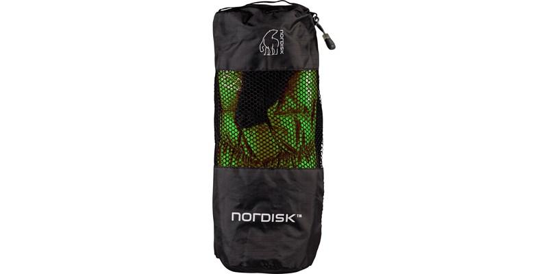 Nordisk Daunenschuhe Mos - Größe XS - peridot green