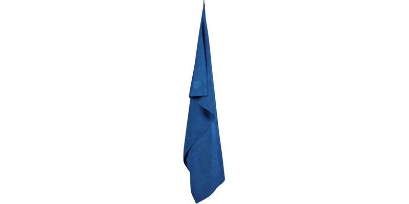 Nordisk Terry Towel - Mikrofaserhandtuch - blau - Größe L