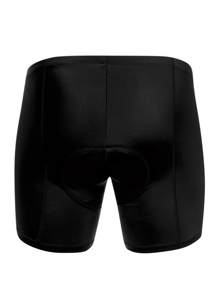 Maier Sports Herren Fahrradhose Cycling Boxer black