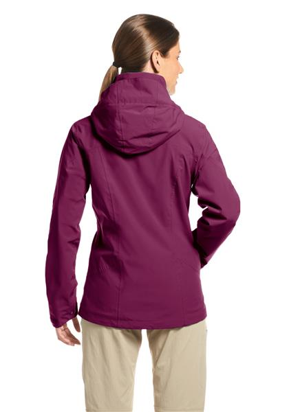 Maier Sports Damen Funktionsjacke Thordis - dark purple -