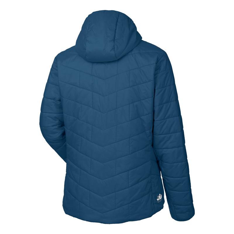 Salewa Fanes Tirolwool® Celliant® Hooded Jacke poseidon