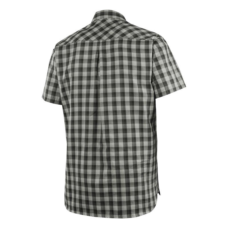 Salewa Herre Dry'ton Short Sleeve Herren Hemd Fb. blackout