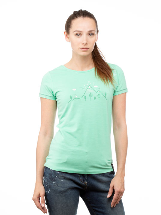 Chillaz Gandia Alps Damen Shirt