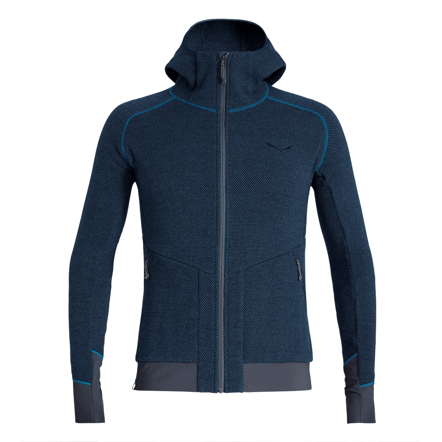 Salewa Fanes Wool Hoody Jacket