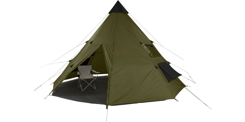 Grand Canyon Tepee Zelt - 8P - olive