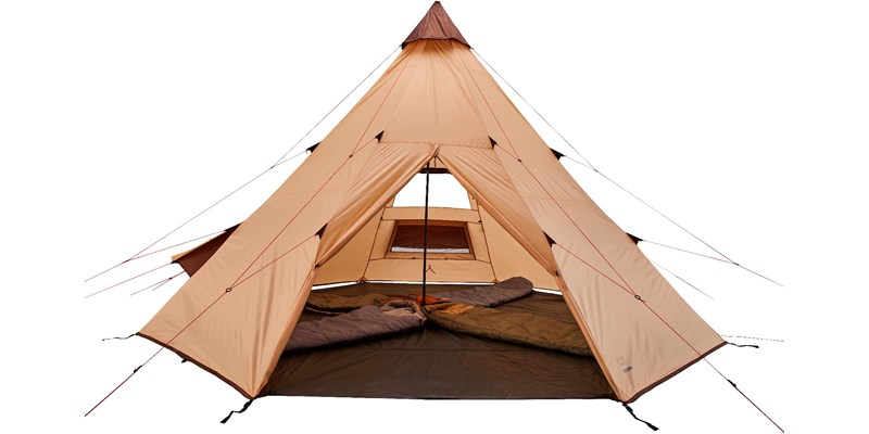 Grand Canyon Tepee Zelt - 8P - beige