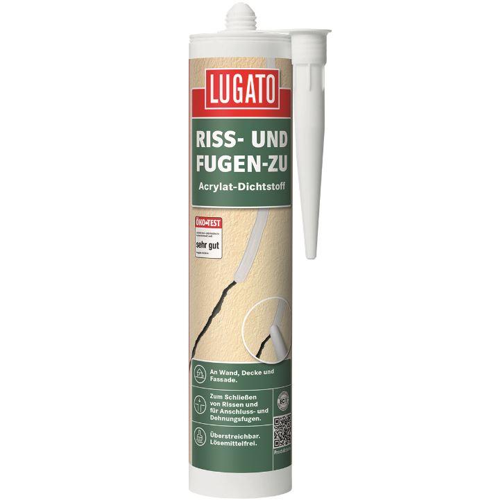 Lugato Riss und Fugen Zu Dichtmasse weiß