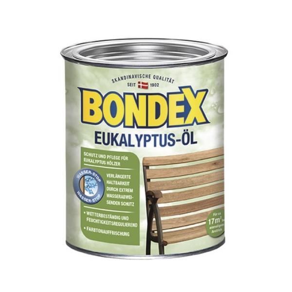 BONDEX Eukalyptus Öl 750ml 7072 Holzschutz