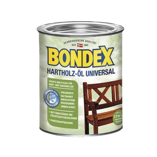 BONDEX Hartholz Öl Universal Meranti 750ml