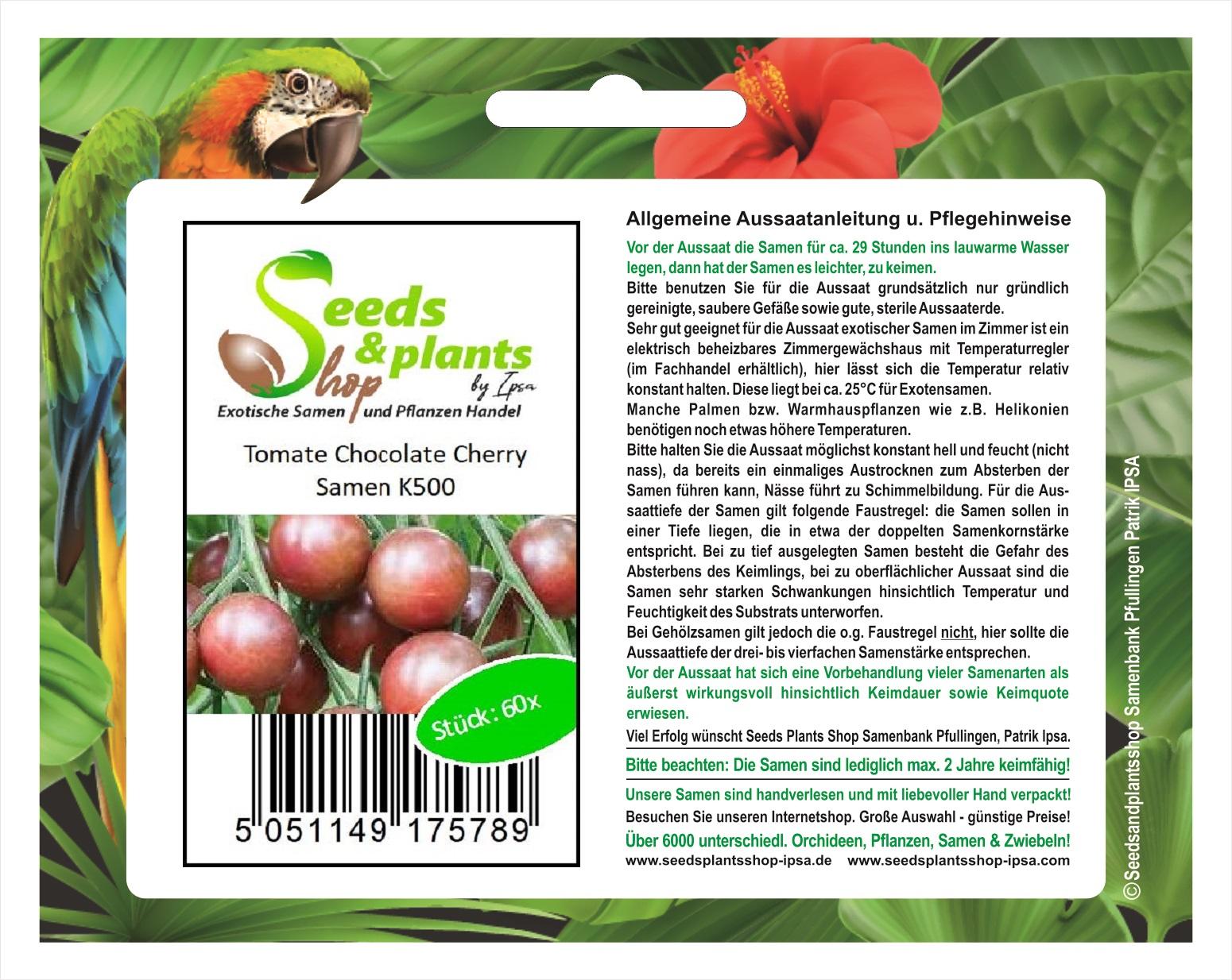 TOMATENMIX wunderbaren Sorten Tomatensamen20  st.