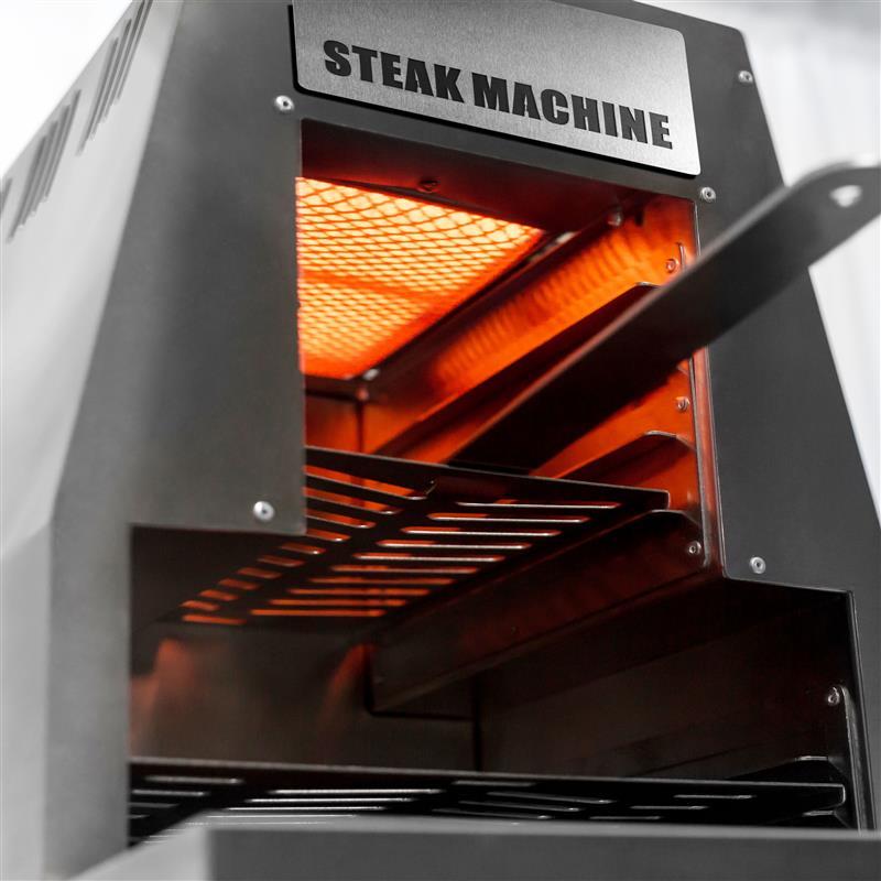 activa grill steak machine gasgrill steak grill 800 grad oberhitze gasgrill bbq ebay. Black Bedroom Furniture Sets. Home Design Ideas