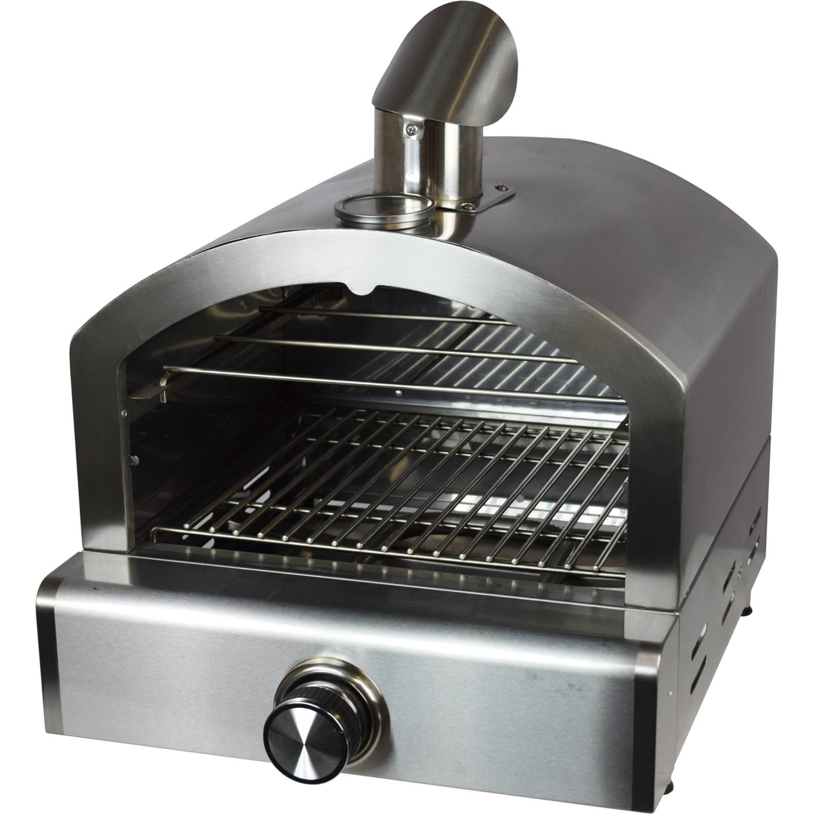ACTIVA Grill Pietra lavica grill a gas Merce B gas