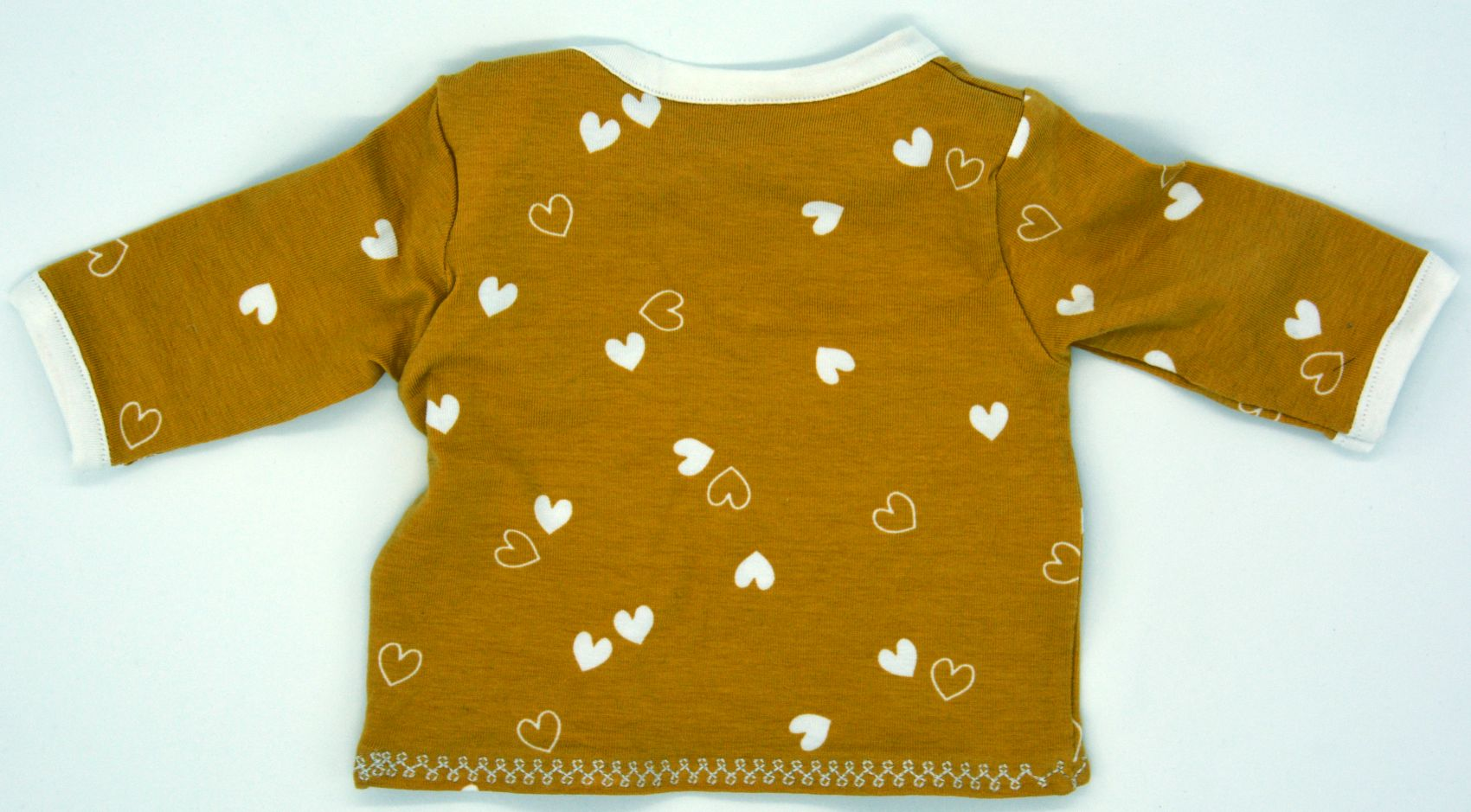 details zu tolles baby dawanda handmade frühchen shirt größe 42 46