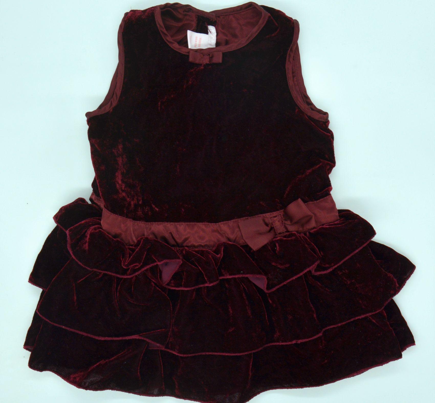 details zu festliches baby kleid von h&m größe 80