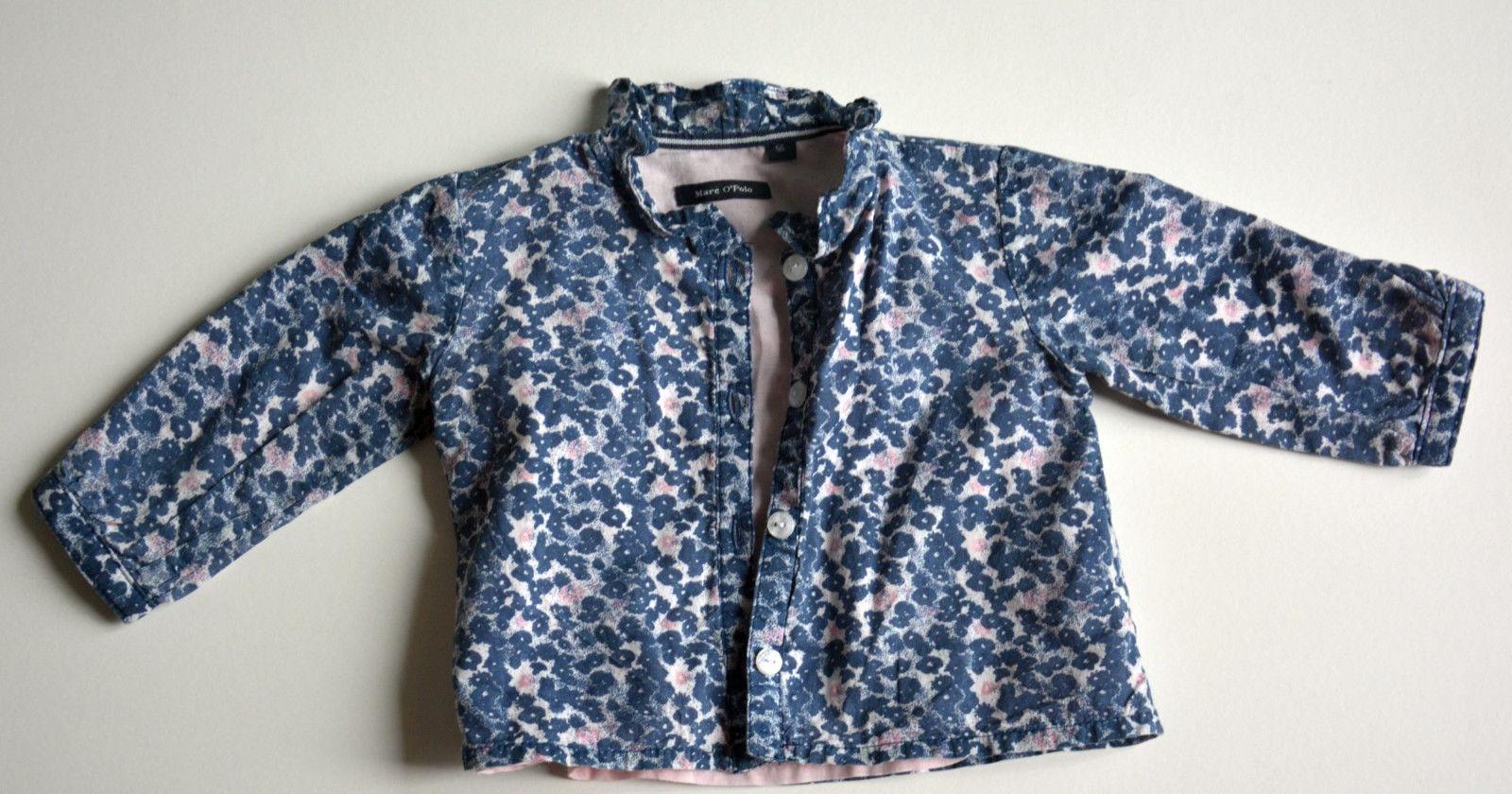 72cd3510e86e2f Tolle Baby Bluse von Marc O'Polo Größe 56 newborn Hingucker | eBay