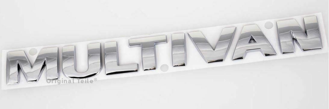 GTV INVESTMENT Multivan 7H Inschrift Text 7H5853687 739 Original Neu