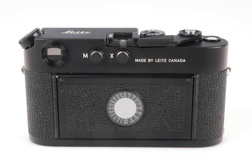 Leica-Leitz-M4-P-Gehause-Body-black-1551312 miniatuur 3
