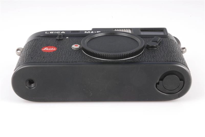 Leica-Leitz-M4-P-Gehause-Body-black-1551312 miniatuur 6