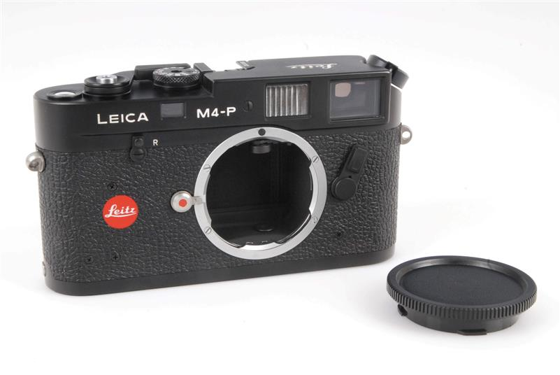 Leica-Leitz-M4-P-Gehause-Body-black-1551312 miniatuur 7