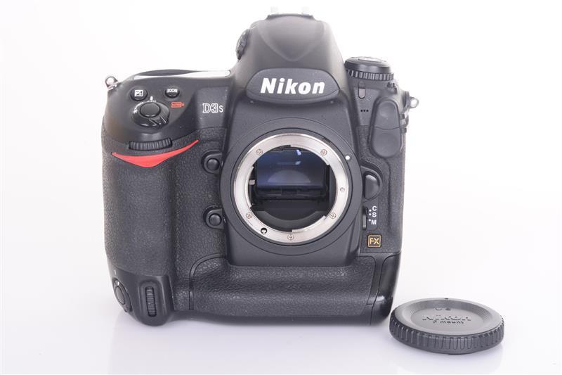 Nikon-D3s-Body-Gehause-17-000-Ausloser-OVP-2042355 miniature 2
