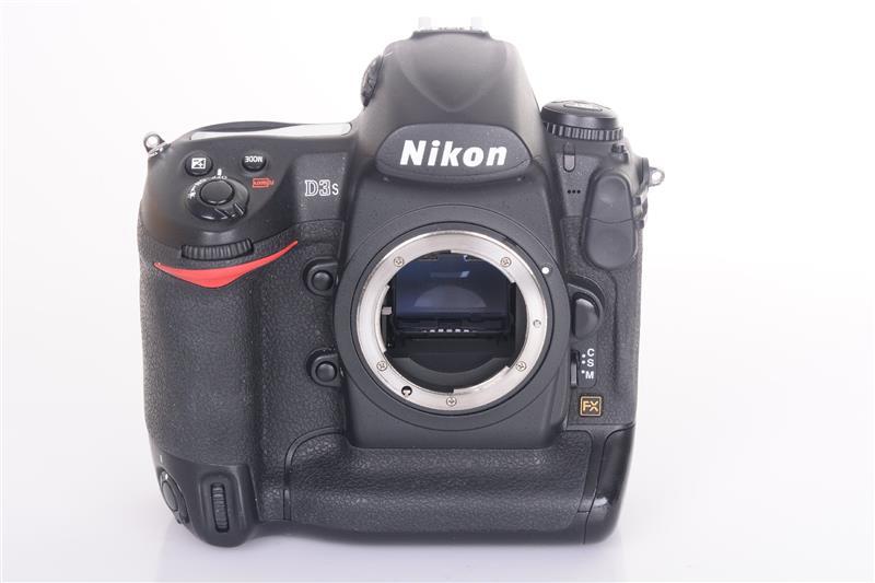Nikon-D3s-Body-Gehause-17-000-Ausloser-OVP-2042355 miniature 3