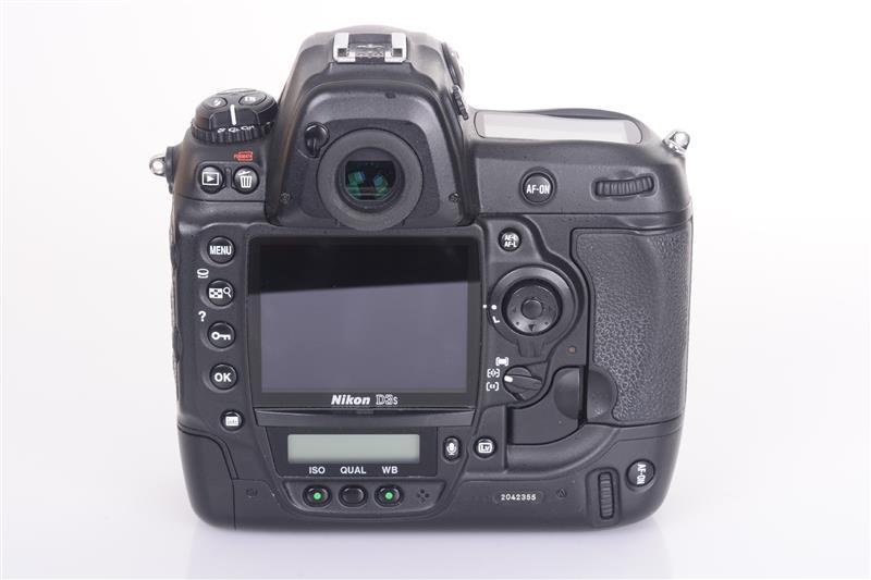 Nikon-D3s-Body-Gehause-17-000-Ausloser-OVP-2042355 miniature 5