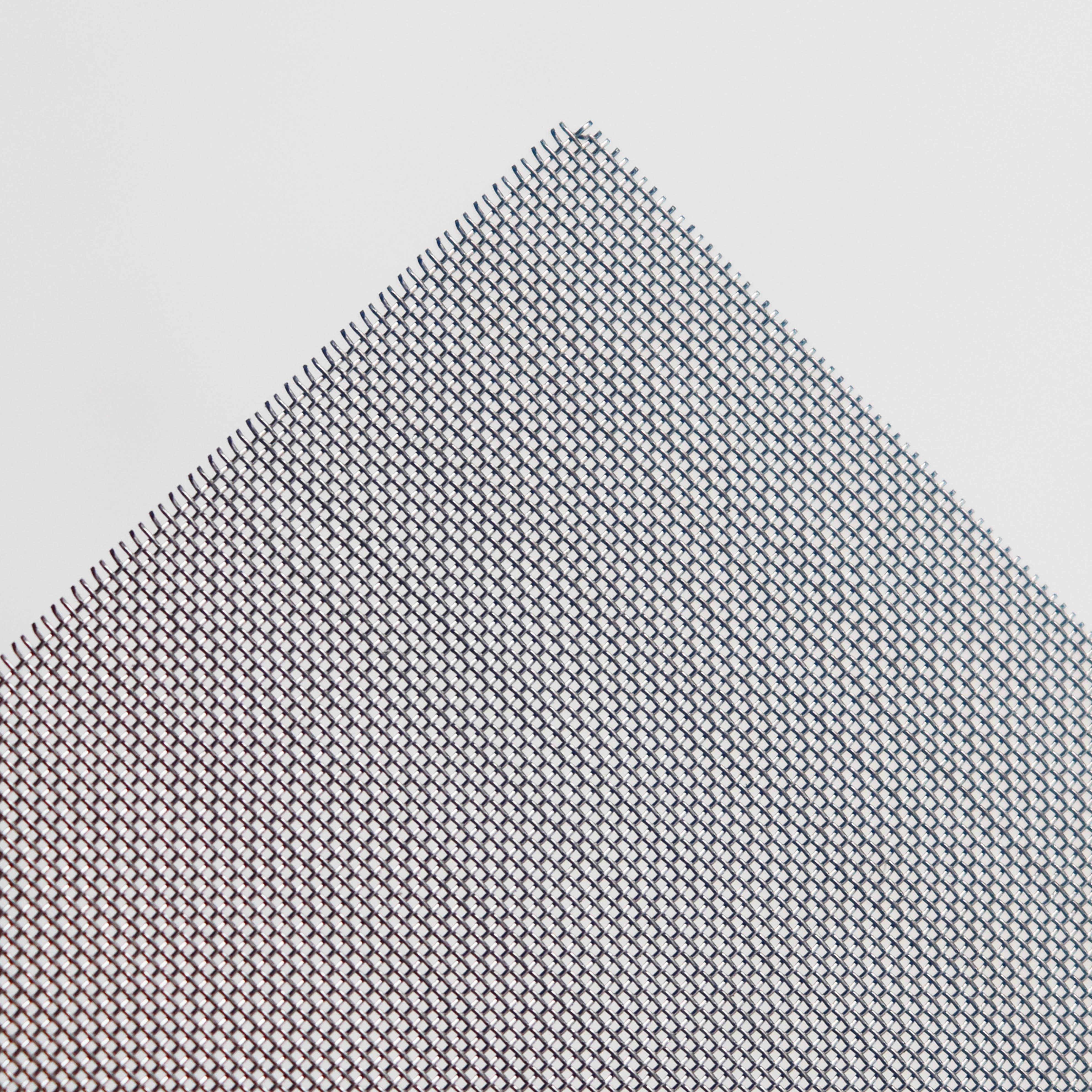 30cm x 40cm Edelstahlgewebe V2A Siebfilter Bogensieb Edelstahlsieb Trommelfilter