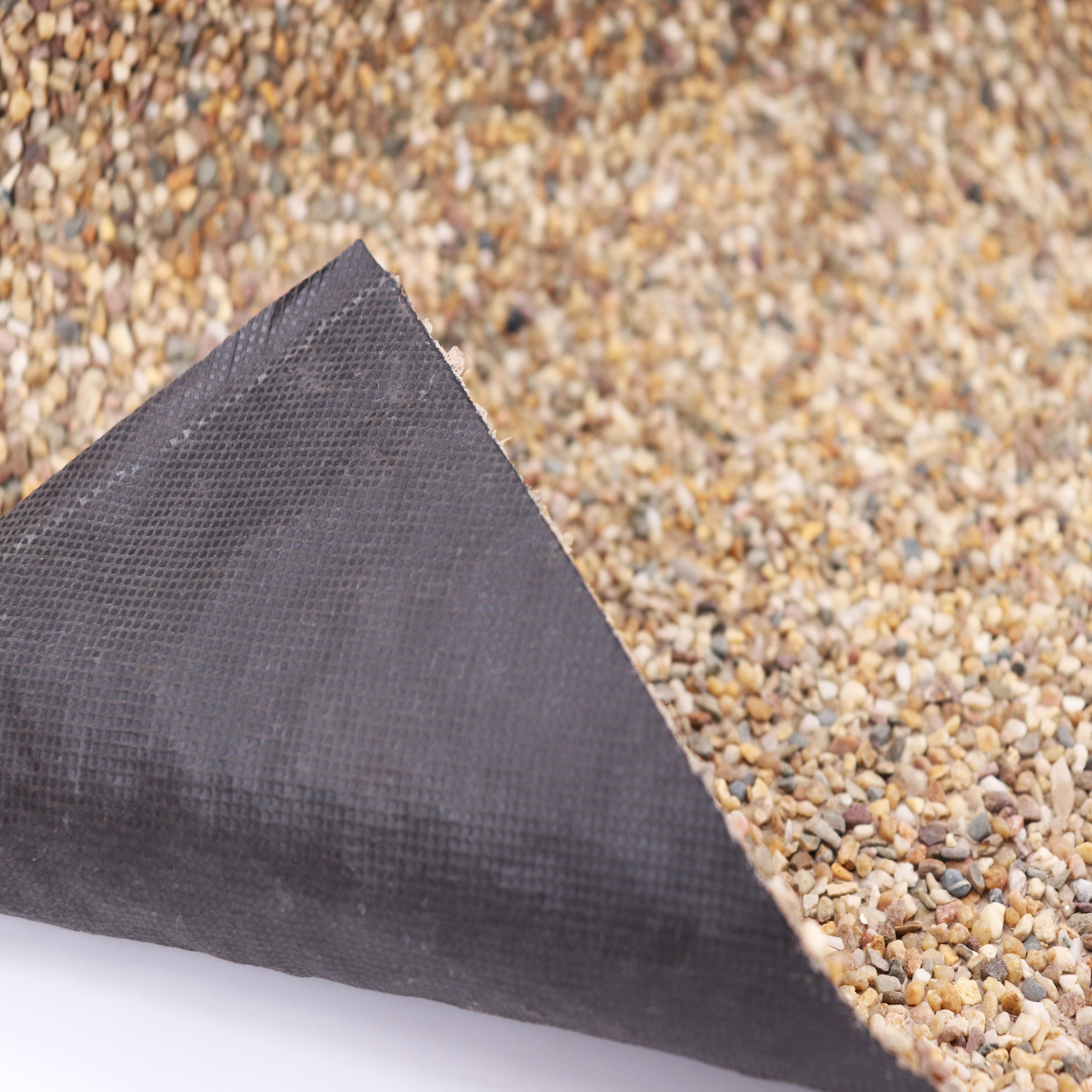 Steinfolie 1m x 1m breit Für Bachlauf Ufer Teichfolie Teich Epdm Folie