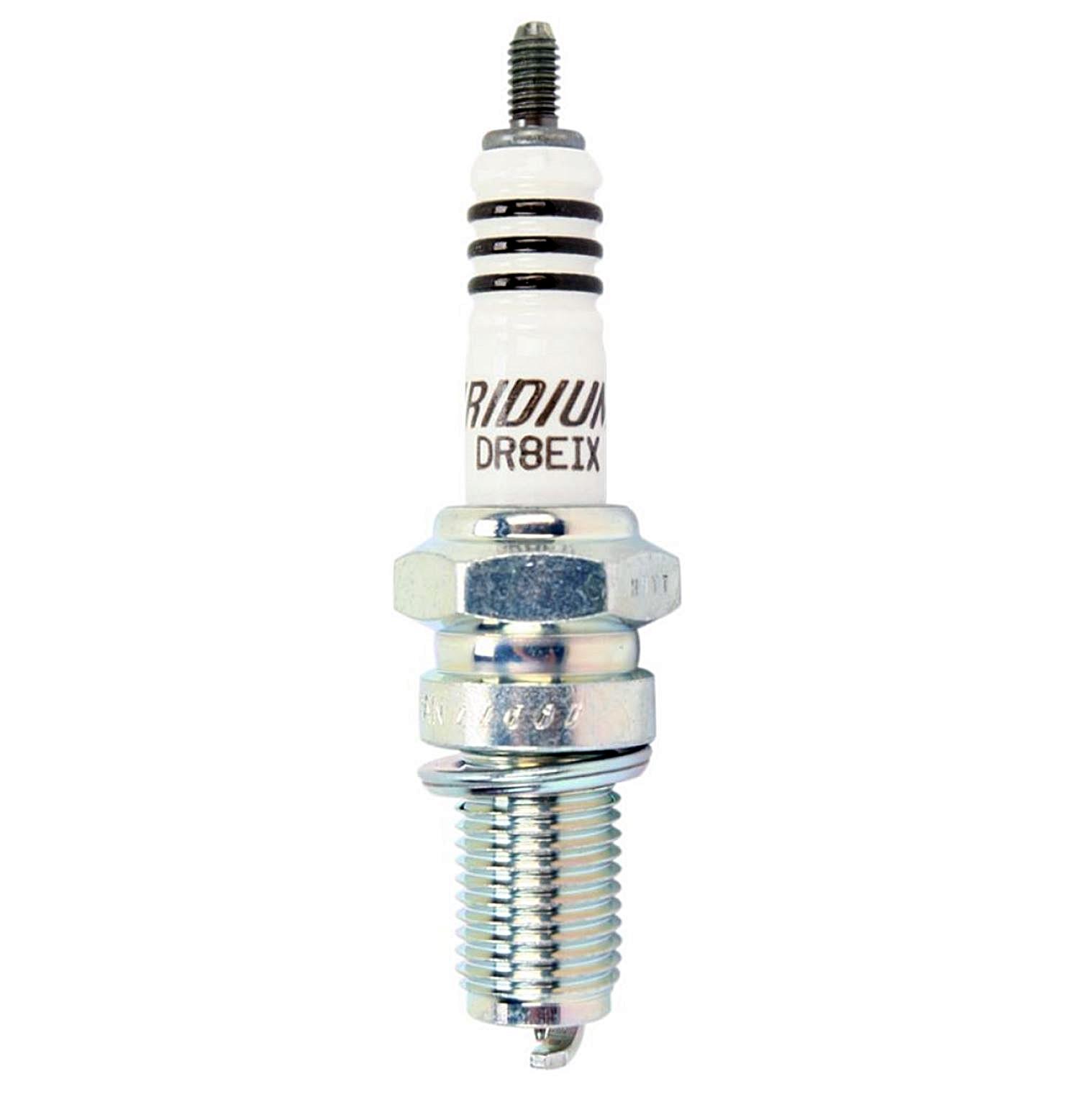 NGK Bougie d/'allumage Iridium dr8eix 6681 KAWASAKI KLF 250 a 2008