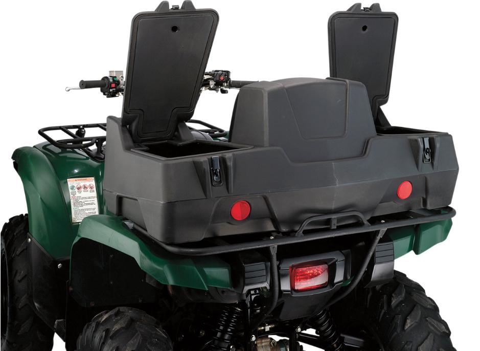 impermeable Caso de ATV Quad universal para 2 cascos Topcase Quadkoffer