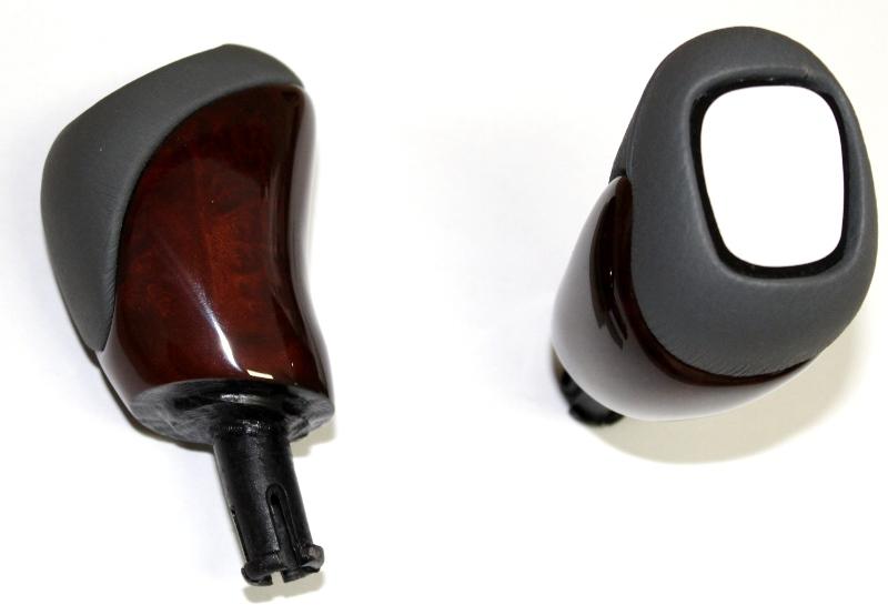 schaltknauf wurzelholz leder ash automatik mercedes w203. Black Bedroom Furniture Sets. Home Design Ideas