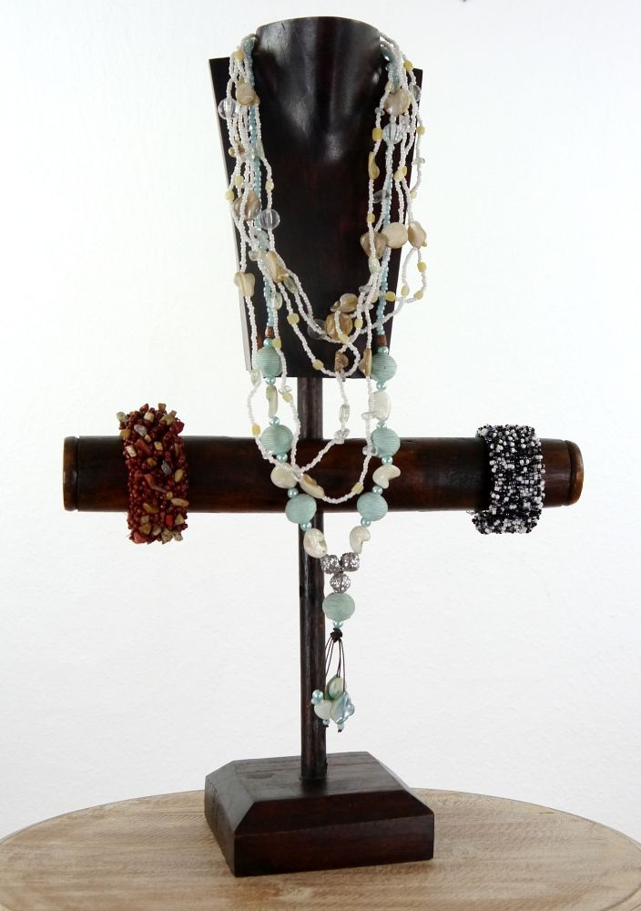 Jewellery Stand Designs : Jewellery stands ring holders different shapes designs