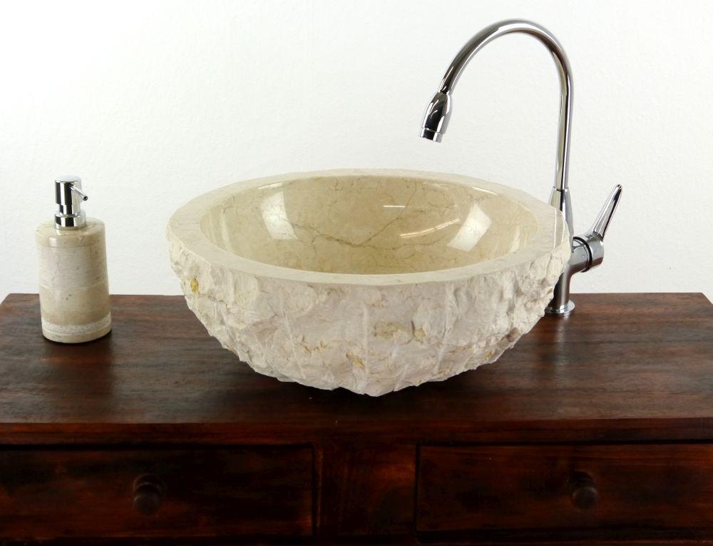 waschbecken marmor waschschale aufsatzbecken waschtisch. Black Bedroom Furniture Sets. Home Design Ideas