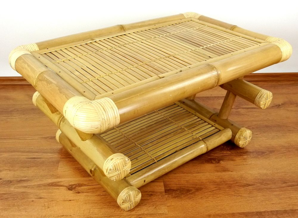 bambus couchtisch