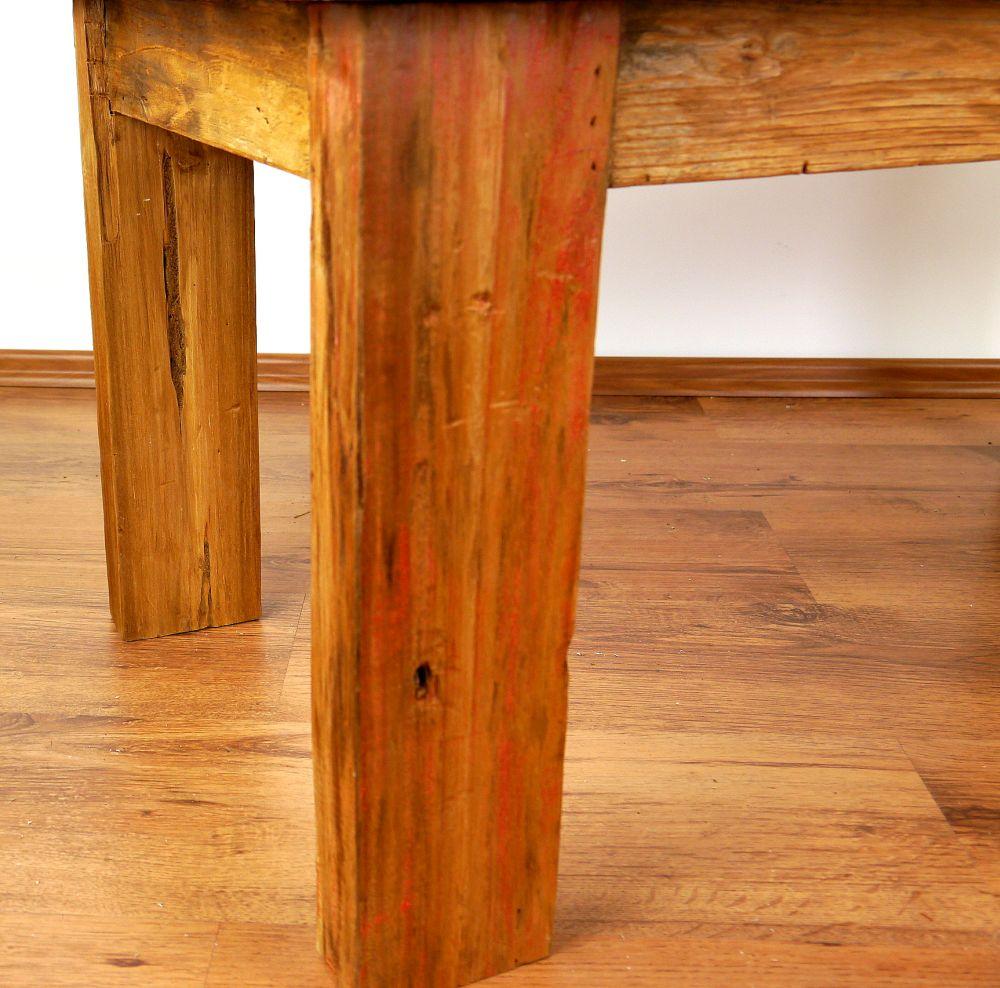 Indonesia Teak Coffee Table: Reclaimed Teak Wood Table Coffee Table Handmade Java