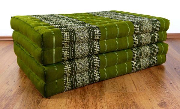 kapok klappmatratze faltmatratze g stematratze klappbar faltbar naturmatratze ebay. Black Bedroom Furniture Sets. Home Design Ideas