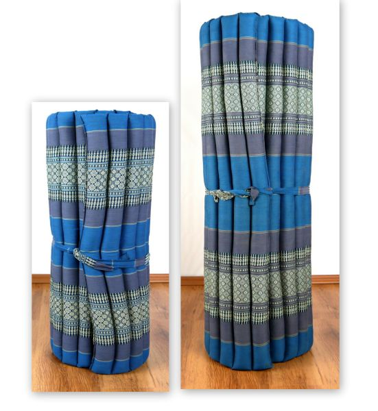 Roll Up Mat Thai Massage Asian Matress 100 Kapok Filling