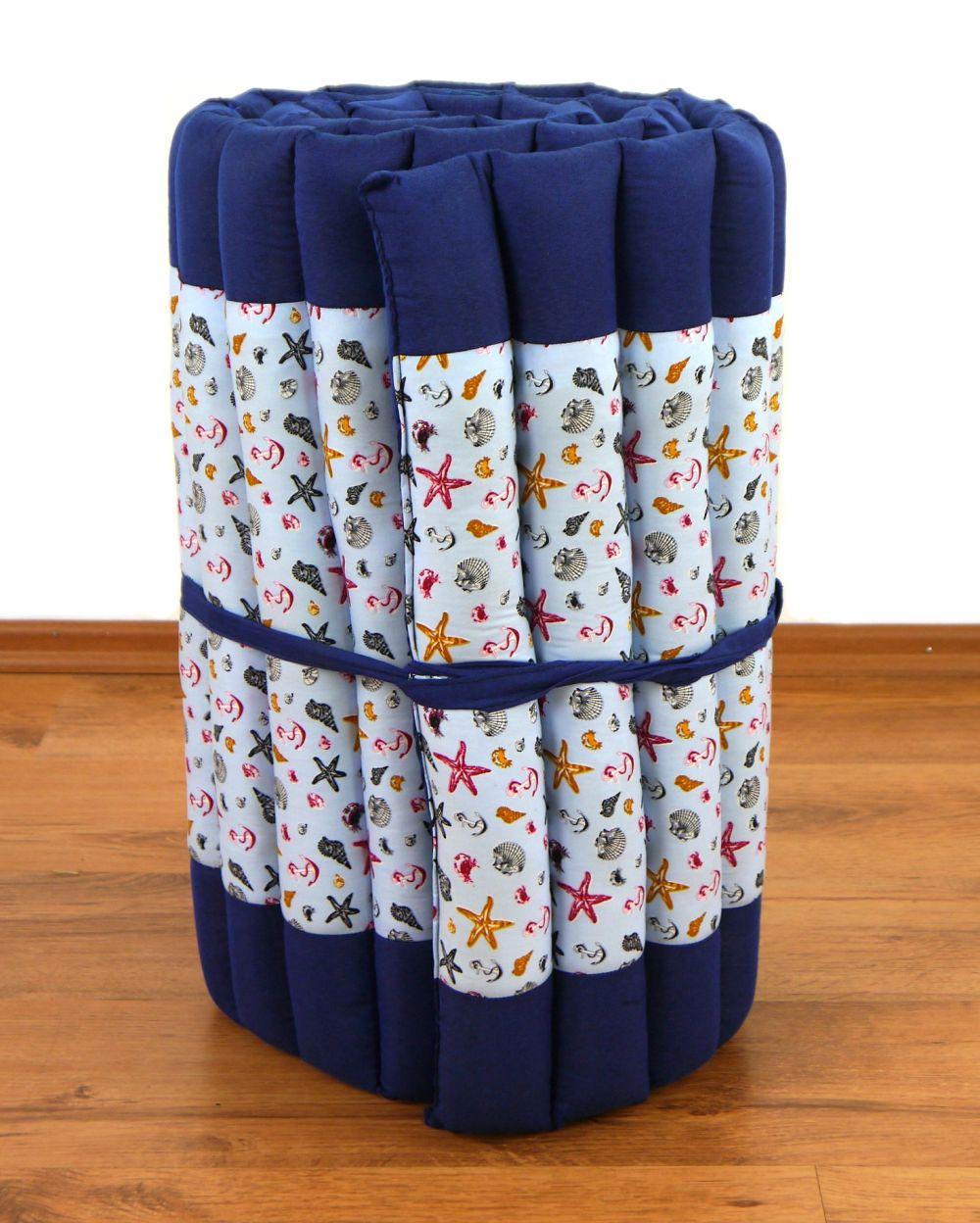 Rollmatten Größe S, Thaimatte, Thaimatte, S, Yogamatte, Turn-Gymnastikmatte,Entspannungsliege d11fde