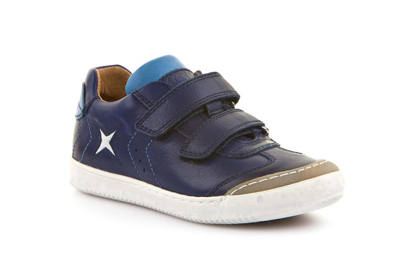 0d94ddb9df897e Froddo Schuhe Sneaker Kinderschuhe Blau