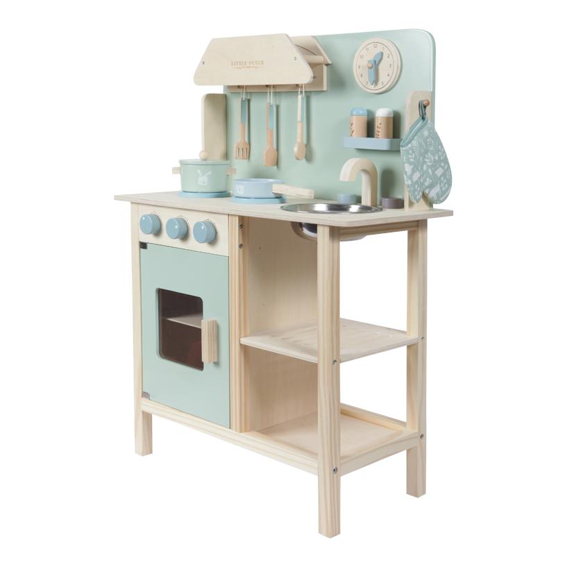 Little Dutch Kinder Holzküche Kinderküche Spielküche mit ...