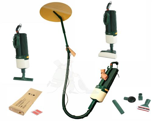 Vorwerk Kobold 121 Set 3 in 1