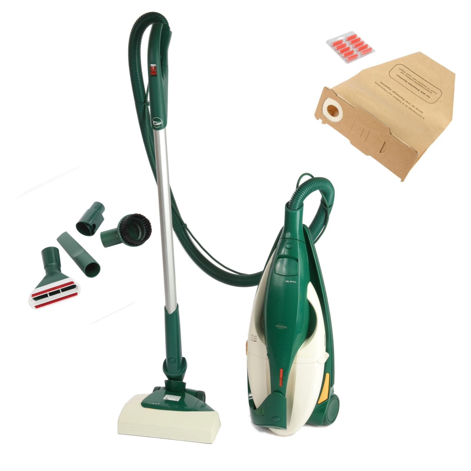 vorwerk kobold 131 and electric brush 350 warranty ebay. Black Bedroom Furniture Sets. Home Design Ideas
