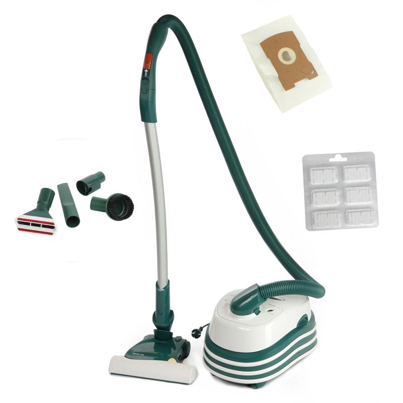 staubsauger vorwerk tiger 265 elektrob rste eb 360 inkl garantie ebay. Black Bedroom Furniture Sets. Home Design Ideas
