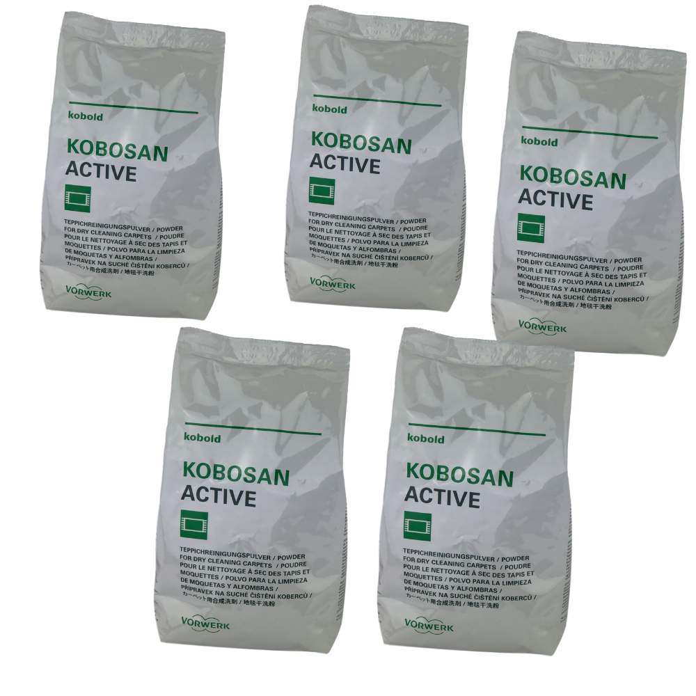 Vorwerk Kobosan Active Teppichreinigung Pulver