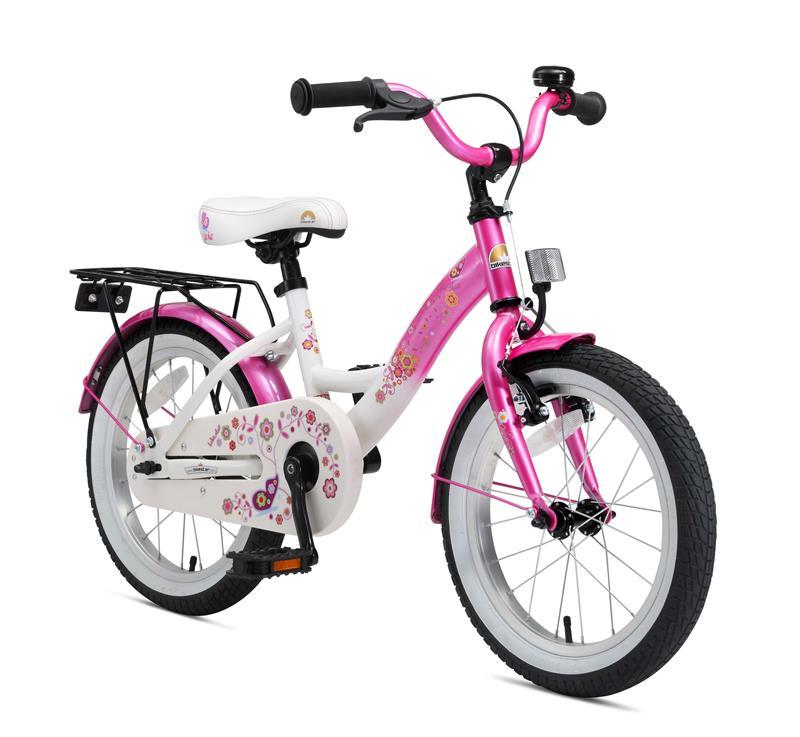 ac 16 tw 01 whit bikestar stuetzraeder weiss. Black Bedroom Furniture Sets. Home Design Ideas