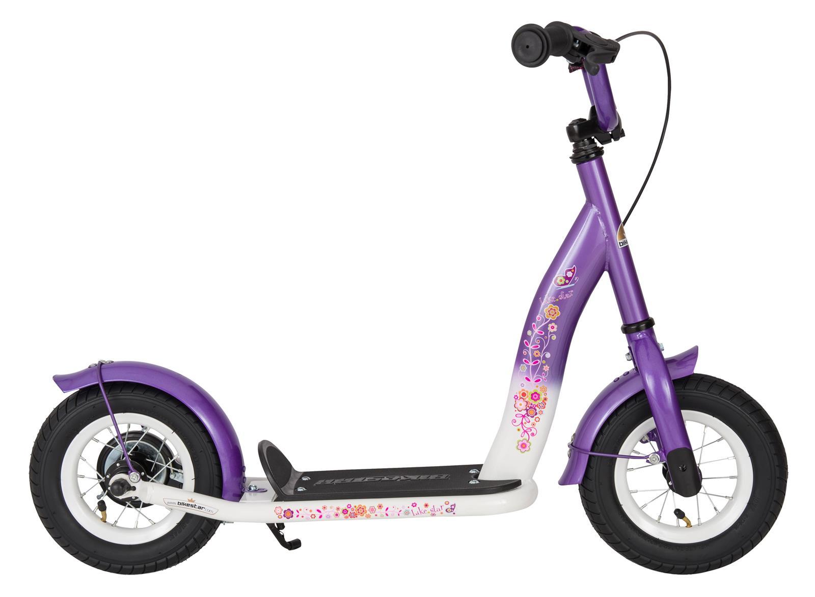 sc 10 kk 01 lcwe bikestar 10 zoll roller klassik lila wei. Black Bedroom Furniture Sets. Home Design Ideas