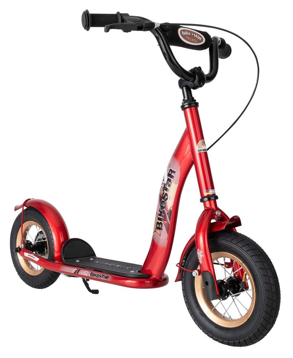 sc 10 kk 01 red 2019 bikestar 10 zoll roller klassik rot. Black Bedroom Furniture Sets. Home Design Ideas