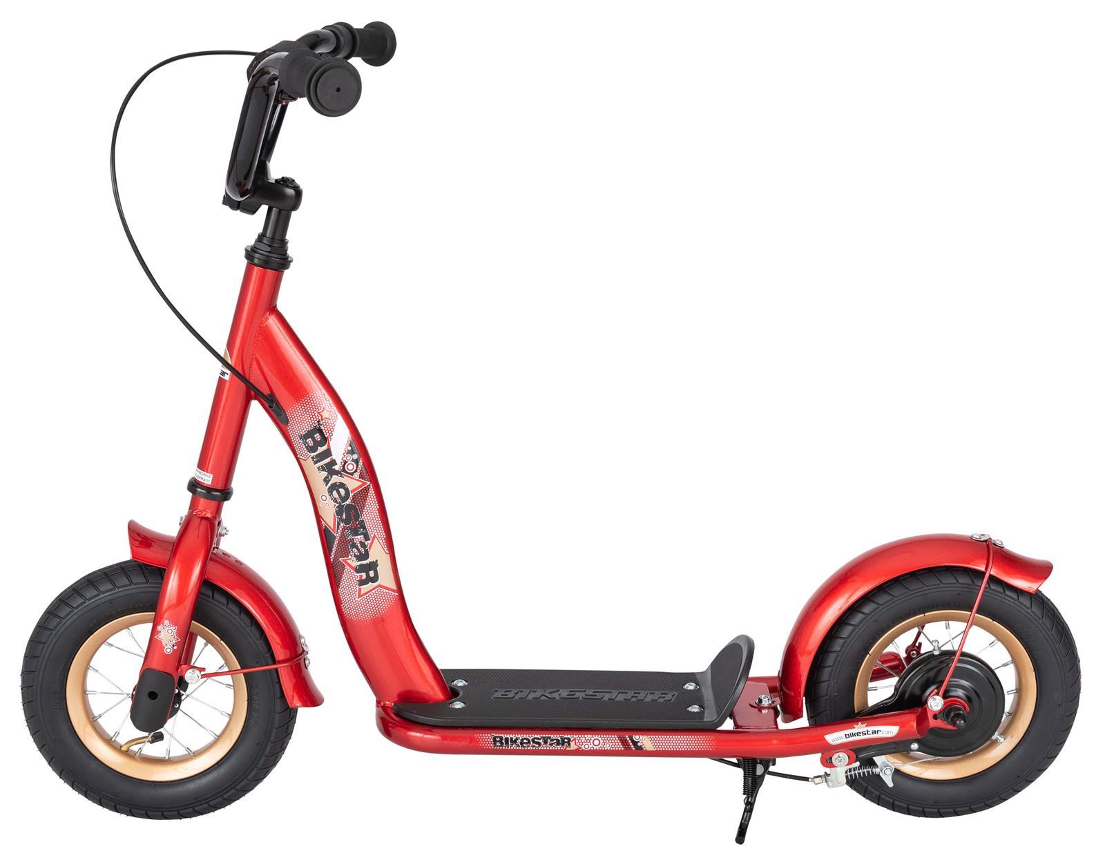 sc 10 kk 01 red bikestar 10 zoll roller klassik rot. Black Bedroom Furniture Sets. Home Design Ideas